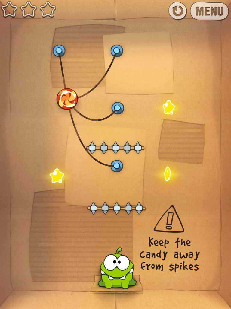 cut the rope levels