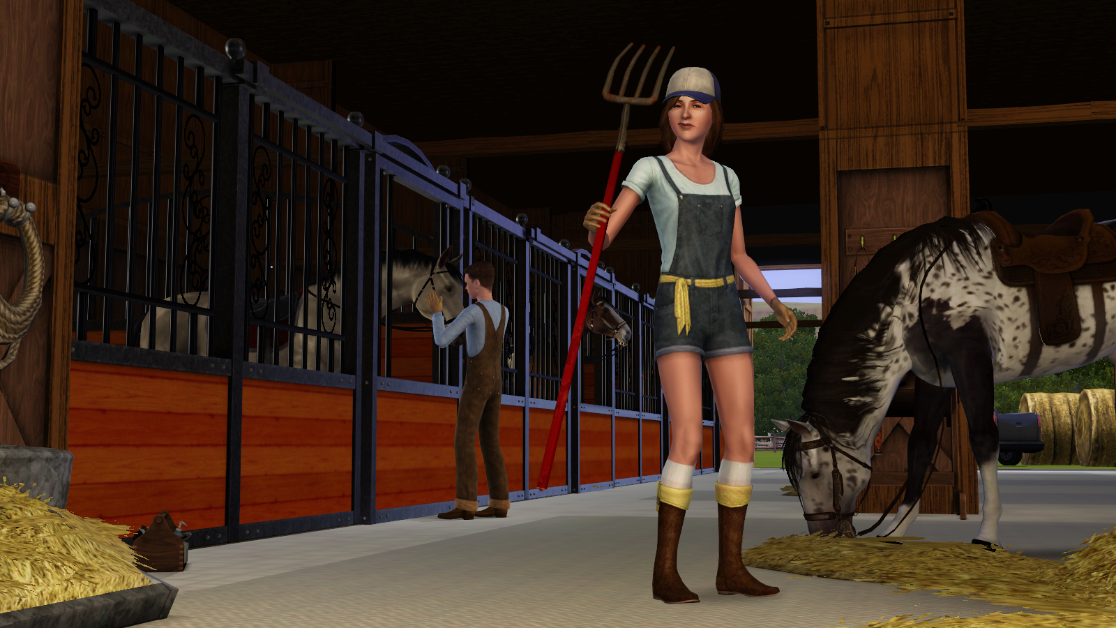 The sims 3 pets freeboot - f4