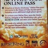 Online Passes will no longer be used by EA