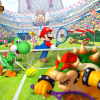 Hunt Yoshi in Mario Tennis Open
