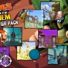 New PS3 DLC for Worms: Ultimate Mayhem
