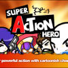 Save the Earth in Stick Figure Style with Super Action Hero