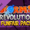 Worms Revolution: Funfair DLC Review