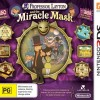 Professor Layton and the Miracle Mask Out in the AU October 27th!