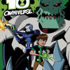 Ben 10 Omniverse graphic novel series to launch in Fall courtesy of Viz Media