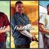 Michael, Franklin and Trevor GTA V Trailers