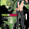 Tiger & Bunny Manga Volume 1 now available in North America