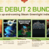 Indie Royale's The Debut 2 Bundle Takes Centre Stage