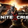 Infinite Crisis Holding Closed Beta Cup