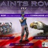 Saints Row IV Commander in Chief Edition Announced