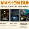 Indie Royale – The Mayhem Bundle Released