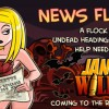 'Jane Wilde' Side-Scrolling Shooter Announced