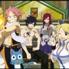 Funimation Reveals More of Fairy Tail English Cast