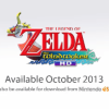 Legend of Zelda: Windwaker HD gets E3 2013 Trailer