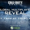Call of Duty: Ghosts multiplayer to be revealed mid-August