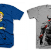 Bethesda Merchandise Coming Soon From Level Up Wear!