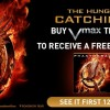 WIN: 3 x The Hunger Games: Catching Fire Double Passes