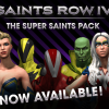 New Saints Row IV Costume Pack Now Available