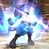 Lucario Joins the Battle in Super Smash Bros.