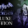 Batman: Arkham Origins Blackgate – Deluxe Edition Announced For Home Consoles