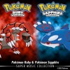 Pokemon Ruby and Sapphire Super Music Collection Launches on iTunes