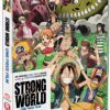 One Piece Movie: Strong World Review