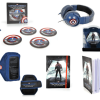 WIN – Captain America: The Winter Soldier Themed Prize Pack
