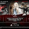Drakengard 3 wave two pre-order bonuses revealed with video interview