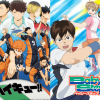 Haikyu!! and Baby Steps to stream on Crunchyroll