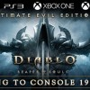 Diablo III: Ultimate Evil Edition is Heading to Consoles