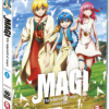 Magi: The Labyrinth of Magic Collection 1 Review