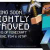 Minecraft coming to the PlayStation 4, PlayStation Vita, and Xbox One this Fall