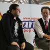 Chuck Huber Interview at Supanova 2014