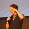 Chuck Huber Panel At Supanova 2014