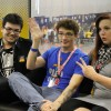 Michael and Lindsay Jones Interview at Supanova 2014