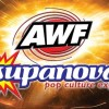 AWF Wrestling at Supanova Sydney 2014, WWE Diva Emma Appears!
