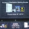 White PS4 bundle announced with Destiny