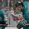 First screenshot for NHL 15 is of the Sharks' Joe Thorton
