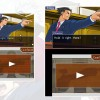 Ace Attorney Trilogy comparison screenshots released