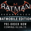 Batman: Arkham Knight Gets Release Date + Two Collector's Editions