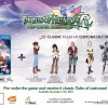 Tales of Hearts R North American pre-order bonuses announced