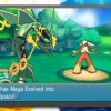 Mega Rayquaza Revealed in new Pokemon Omega Ruby and Alpha Sapphire Trailer