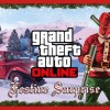 Grand Theft Auto V Brings the Festive Spirit