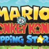 Mario vs Donkey Kong: Tipping Stars Winds Out a New Trailer