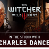 The Witcher 3 with Game of Thrones' Charles Dance