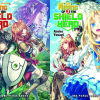 The Rising of the Shield Hero Light Novel and Manga Licensed by One Peace Books