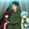 Gate, School-Live!, To Love Ru Darkness 2nd, and More Anime Licensed by Sentai Filmworks