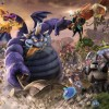 Dragon Quest Heroes II Announced for Spring 2016 Release in Japan