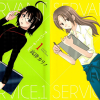 Servant x Service Manga to be Released in Print