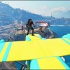 Get a 360 Degree View of Medici with Just Cause 3: Wingsuit Experience
